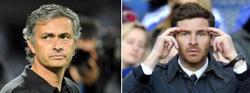 José Mourinho y André Villas-Boas.   LD