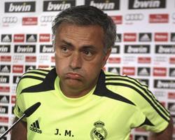 Mourinho, en rueda de prensa antes del Valencia. | EFE