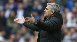 José Mourinho, entrenador del Real Madrid. | EFE