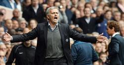 Jose Mourinho, entrenador del Chelsea. | EFE