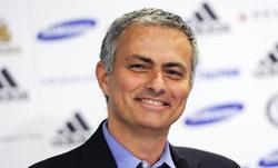 José Mourinho, técnico del Chelsea. | Archivo