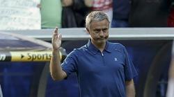 José Mourinho se despidió del Bernabéu. | EFE