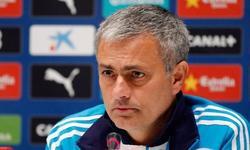 José Mourinho, en rueda de prensa. | realmadrid.com