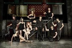 Actores del musical 'Hoy no me puedo levantar' | Efe