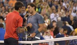 Rafa Nadal y Novak Djokovic. | Archivo