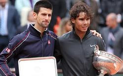 Novak Djokovic y Rafa Nadal | Cordon Press
