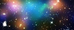 El cúmulo de galaxias   NASA