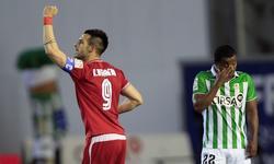 Negredo celebra un gol contra el Betis | Cordon Press