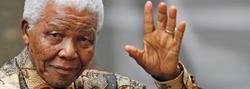 Nelson Mandela, en una imagen de archivo.