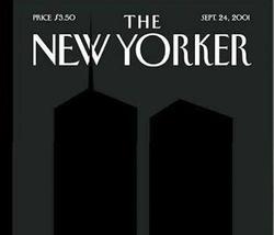 Portada del 'New Yorker' en 2001