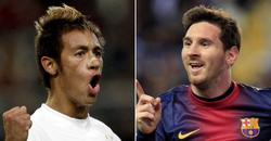 Neymar y Messi coincidirán en el vestuario del Barça.