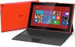 La primera tableta Lumia. | Nokia