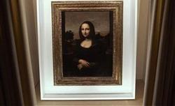 Imagen de la otra versión de Leonardo