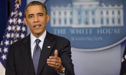 Obama, comparece ante los medios | EFE