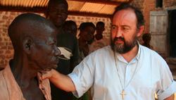 El obispo Juan José Aguirre | Fundación Bangassou