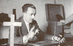 Odoardo Focherini, en su despacho | odoardofocherini.it