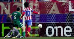 Gol de Orbaiz. | Cordon Press