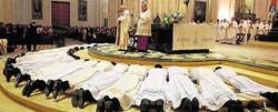 Ordenaciones sacerdotales en Madrid este año | EFE