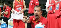 Juan Antonio Orenga, seleccionador español de baloncesto. | Archivo