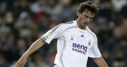 Paco Pavón, en su etapa de futbolista en el Real Madrid. | EFE