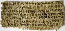 El profesor Camplani dice que el documento es falso | Archivo