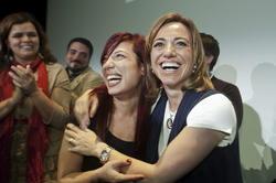 Patricia Martínez y Carmen Chacón | Efe