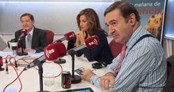 Pedro J. en la tertulia de 'Es la mañana de Federico', en esRadio | Archivo