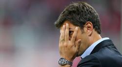 Mauricio Pellegrino, destituido como entrenador del Valencia.   Archivo