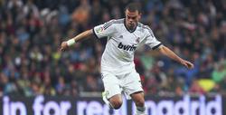Pepe, defensa del Real Madrid.   Cordon Press