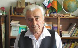 Petko Ogoiski, en su casa de Sofía, recuerda para LD el infierno que vivió en Belene | LD/Todor Yordanov