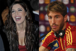 Pilar Rubio y Sergio Ramos | Cordon Press