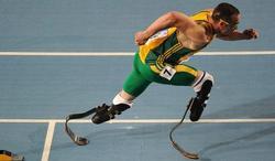 El atleta sudafricano Oscar Pistorius. | Archivo