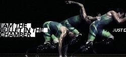El anuncio de Nike sobre Oscar Pistorius.