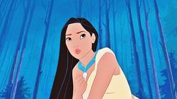 Pocahontas, un personaje Disney