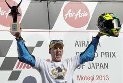 Espargaró, exultante tras su victoria en japón | EFE