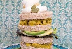 Un sandwich de pollo original | Maria Jesús Navarro