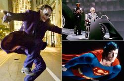 Los mejores filmes de superhéroes