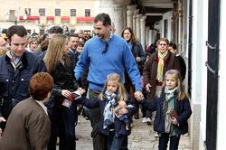 Don Felipe y doña Letizia en Almagro | Efe
