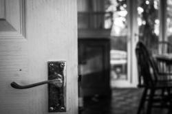 Las puertas interiores | Flickr/Nathan O'Nions
