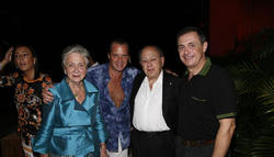 Marta Ferrusola, Jordi Pujol y Jordi Pujol Ferrusola | Marcos Vallejo