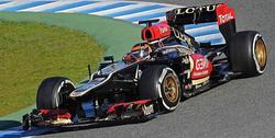 Kimi Raikkonen, en el circuito de Jerez. | Cordon Press