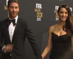 Ramos y Rubio en los premios | Divinity
