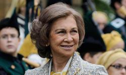La reina Sofía | Archivo
