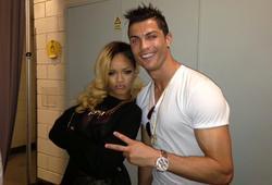 Rihanna y Cristiano Ronaldo | Twitter
