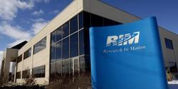 La sede de RIM | Archivo