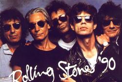 Los Rolling de los noventa