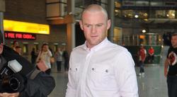 Wayne Rooney, en una imagen reciente.   Cordon Press