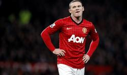 Wayne Rooney, en un partido del Manchester United | Cordon Press