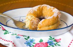 Una receta fácil para hacer roscos fritos | Maria Jesús Navarro