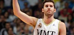 Rudy Fernández es el líder del Real Madrid de baloncesto. | EFE